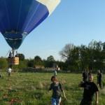 loty balonem zachodniopomorskie